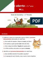 português / gramática
