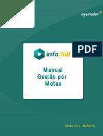 Info360 Manual GestaoMetas