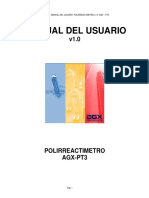 Manual Del Usuario Polireactimetro v1-0 Agx Pt3 - Copia
