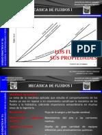Unidad Didactica N_ 01 - 01 Los Fluidos y Sus Propiedades