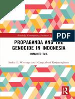 (Routledge Contemporary Southeast Asia) Saskia E. Wieringa_ Nursyahbani Katjasungkana - Propaganda and the Genocide in Indonesia_ Imagined Evil-Routledge (2019).pdf