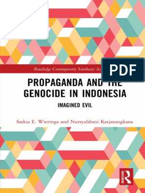 Routledge Contemporary Southeast Asia Saskia E Wieringa