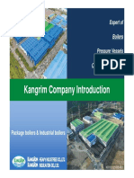 A03_Kangrim Company Introduction (Package Boilers)