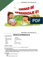 Unidad Marzo Flor IV -2016