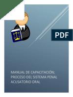 02 Manual de Capacitación Procesal