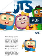 Apresentação de Projeto AUTS