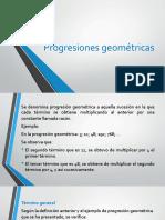 2018 Mat3s u9 Ppt Progresiones Geometricas