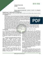 AN EXPERIMENTAL EVALUATION OF ANTI-INFLAMMATORY ACTION OF ROOT OF APARAJITA (CLITORIA TERNATEA LINN.) IN ALBINO RATS.pdf