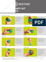 Hand Therapy Exercise Guide
