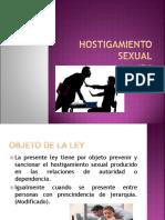 Hostigamiento Sexual 2