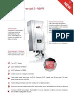1.5-10 KW Afore Inverter