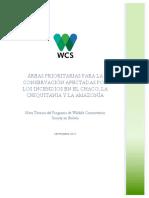 Áreas Prioritarias Para La Conservación Afectadas Por Los Incendios en El Chaco_final