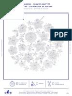 Https Www.dmc.Com Media Dmc Com Patterns PDF PAT0909 Flowers - Flower ScatterPAT0909