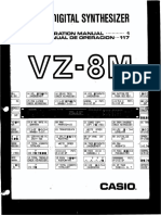 Casio VZ-8M Owners Manual.pdf