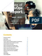 Puppet - State of DevOps Report 2018