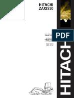 Hitachi ZX30 Excavator.pdf