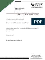 Estructura de Clase