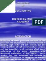 Coal Additive Presentation