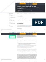 How to Deploy PostgreSQL for High Availability _Severalnines