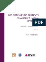 Ruptura en El Sistema de Partidos de Argentina