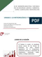 CLIMATOLOGIA Y METEREOLOGÍA - UTP
