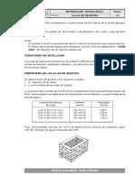 Caja de registro - Sencico