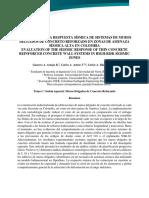 Araujo et al  Evaluación de la Respuesta Sísmica de Sistemas de Muros Delgados de Concreto Reforzado en Zonas de Amenaza Sísmica Alta.pdf