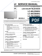 LC-60-70LE660U [Main Unit Edition]