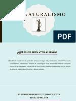 Presentacion Filosofia, Iusnaturalismo,UAEM