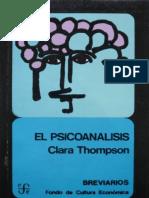 Psicoanalisis Clara Thompson.pdf