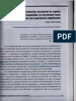 Enrique Ureña - Orientación Vocacional