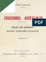 Baila Ion_Zbuciumul Ardealului_1928 poezii din razboi.pdf