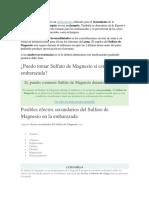 Sulfato de Magnesio 3