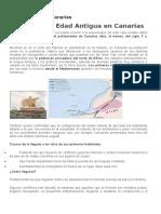 TEMA Historia de Canarias