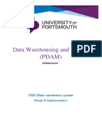 Data Warehousing and Mining Coursework