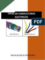 tipos de conductoes electricos