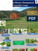 Integrated Disease Management in Vegetable Crops