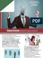 Presentación Burnout
