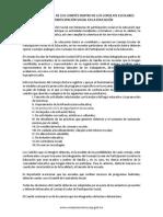 Protocolo en caso de violencia y adicciones