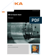 KRC4 Extended Operating and Programming Instructions QuickStart It
