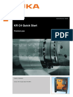 KRC4 Extended Operating and Programming Instructions QuickStart Fr