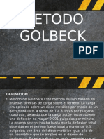 METODO GOLBECK