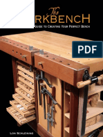 The Workbench a Complete Guide to Creating Your Perfect Bench