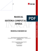 Manual de Opera