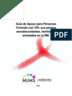 Guia Sobre Los Derechos de Las Personas Que Viven Con VIH 2018