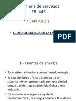 CAPITULO 1-Uso de Energia en La Industria