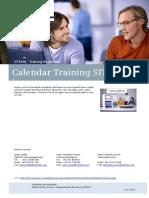 Siemens training catalog 2019