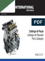 Catalogo de Peças Mwm Ngd 3.0e