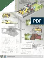 Paneles Dibujo Arquitectonico 2 - A1