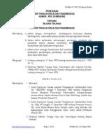 Peraturan Menteri 01/1982Tentang Bejana Tekan (Pressure Vessel)